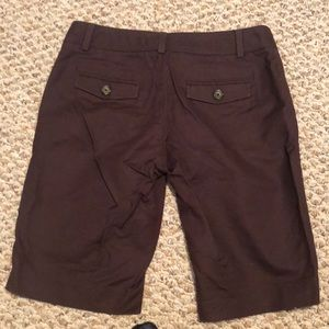 Banana Republic Shorts - Banana Republic Bermuda shorts